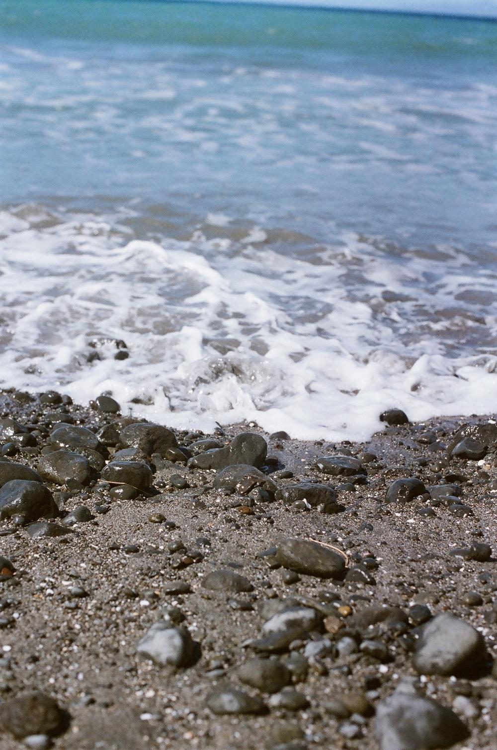 Rock Sand Ocean Costa Rica