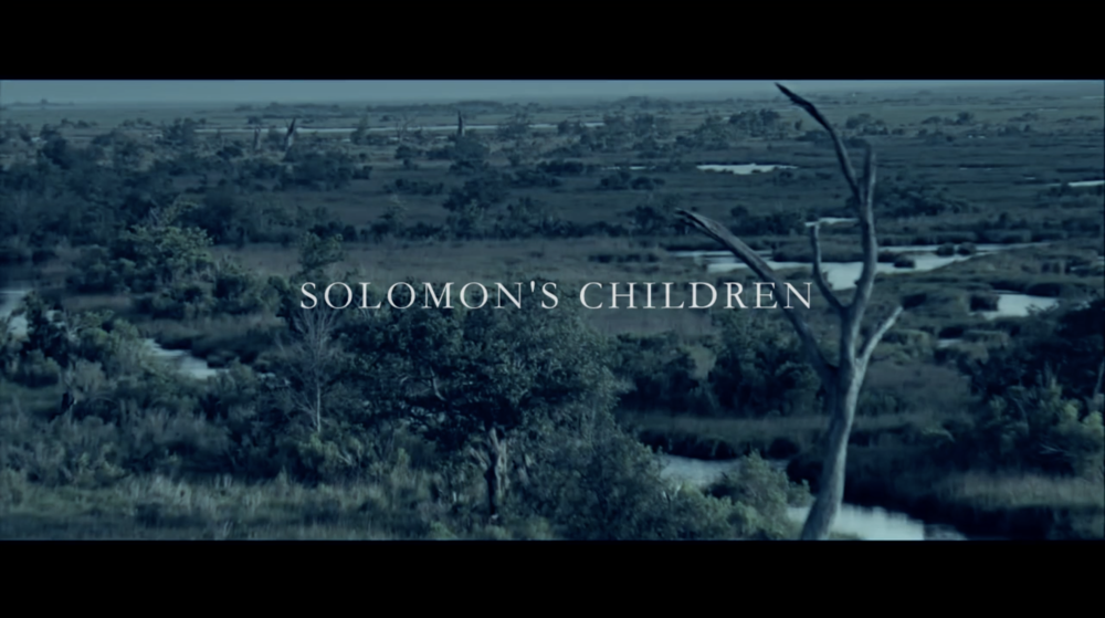 Click on the image to play Solomon's Children Mood Reel