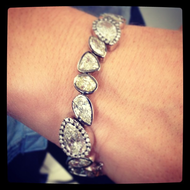 Kimberly MacDonald Bracelet