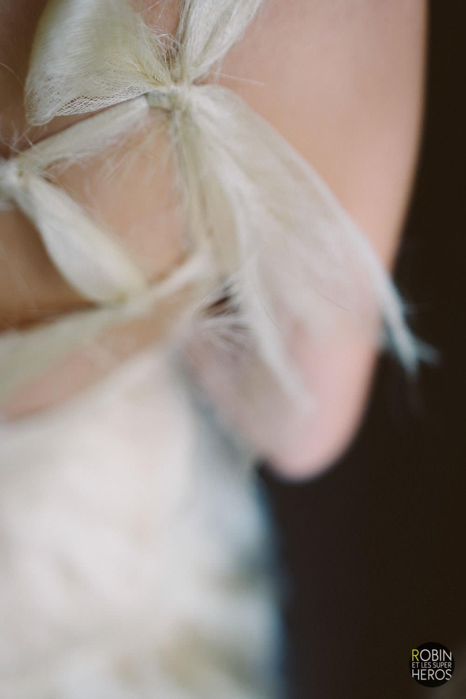 Photographe Mariage Bourgogne Robe de mariee / Photographer Wedd