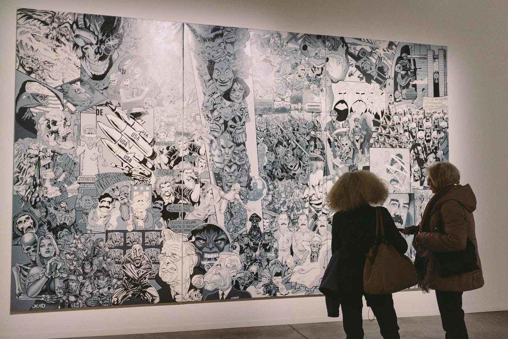 Art à Lyon