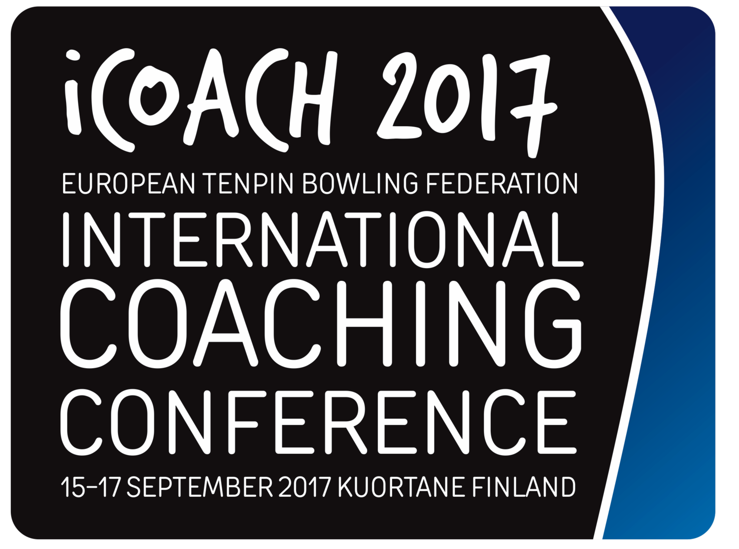 iCOACH - ETBF INTERNATIONAL BOWLING CONFERENCE