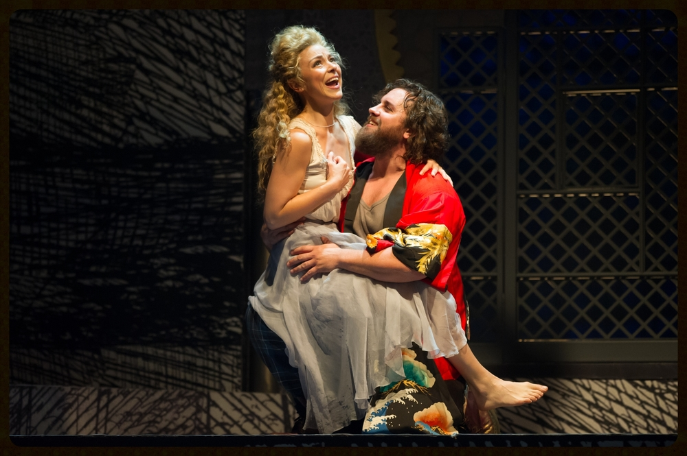 Benvenuto Cellini English National Opera June 2014