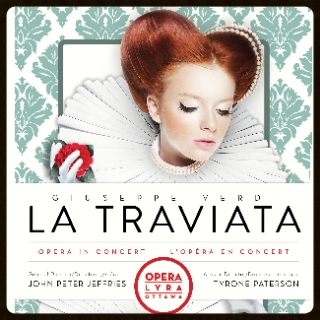 Violetta  La traviata  (in concert)  Opera Lyra Ottawa March 2013   Read reviews >