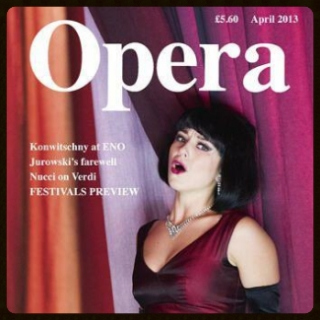 Violetta  La traviata   English National Opera February & March 2013   Read reviews >