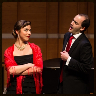 Recital Letters from Spain New York Festival of Song & Vocal Arts DC April 2015 Read reviews >