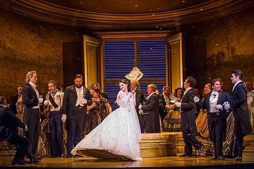 Violetta, La traviata Royal Opera House Covent Garden June 27, 30 July 4 2017