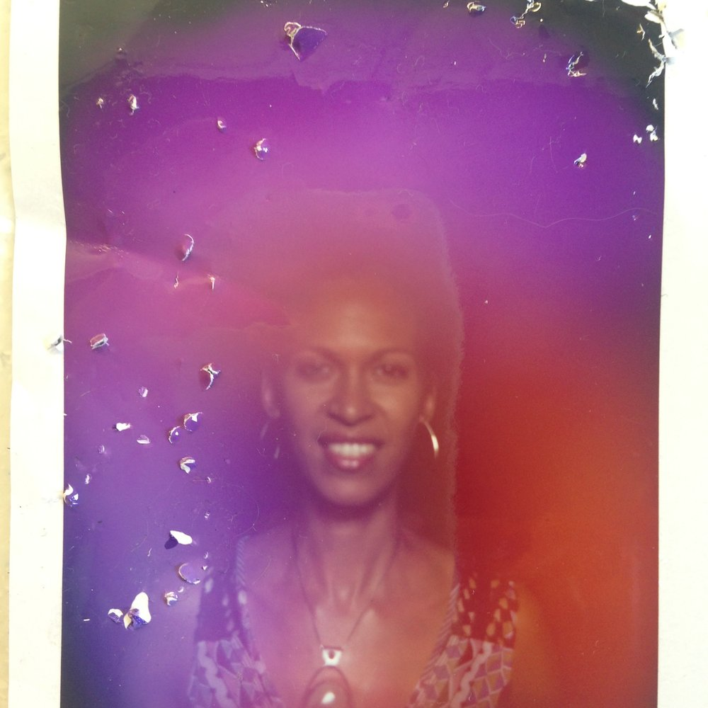 Spike ate and destroyed my Aura photograph taken by Radiant Human in a silver planetary- looking dome at Refinery 29's 29 Rooms event. Now matter how cute Spike is, I'm still fuming over this. The photograph is supposed to expose our aura, which I think it pretty cool. Each color represents our various ways of being. My colors rang true for who I am, same for my daughter. Go check it www.radianthuman.com.