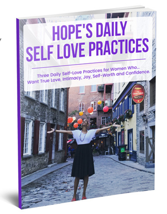 Hope's Daily Self Love Practices