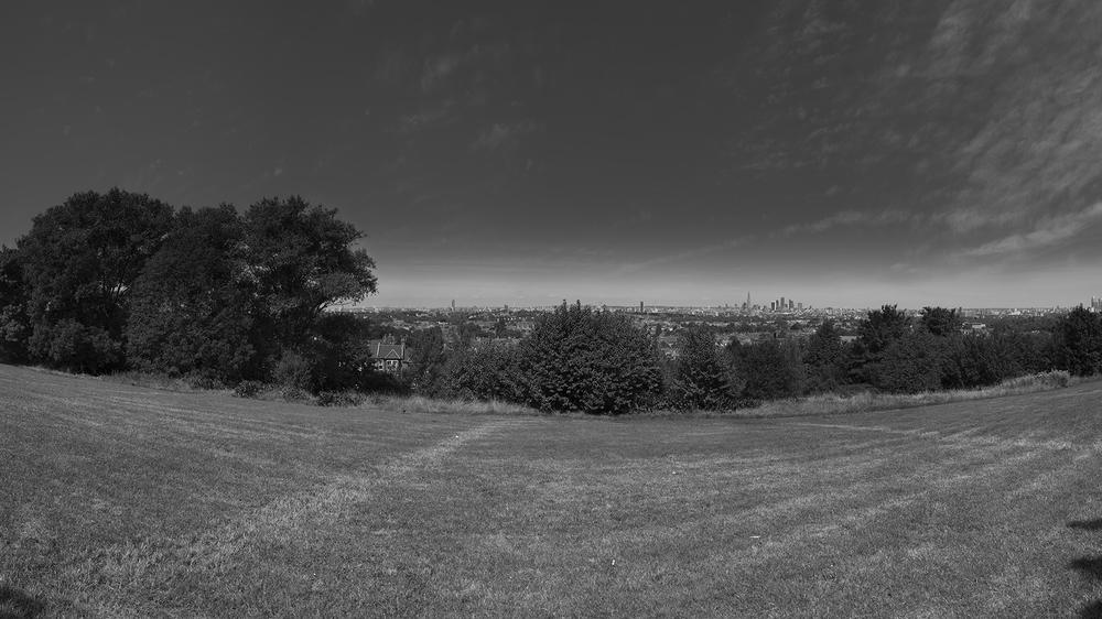 "London Panorama -Dawsons Heights 51°26'51.4""N 0°04'04.1""W FOV120°"