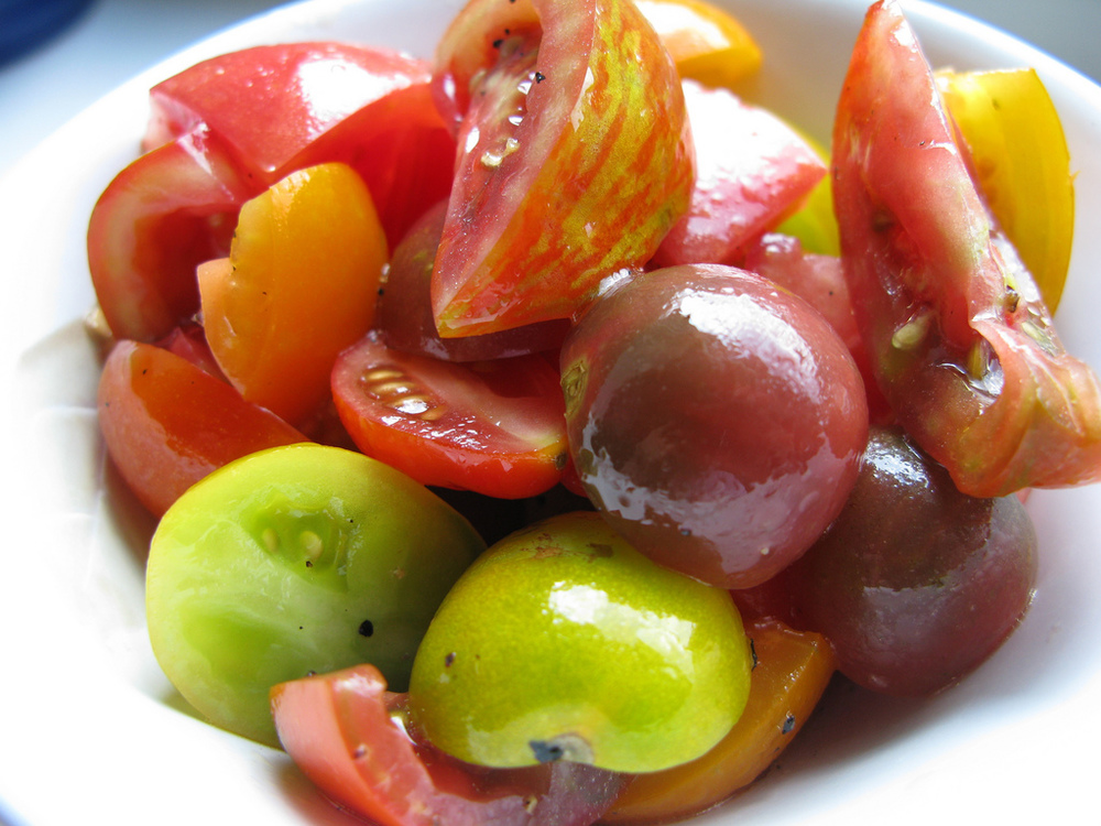 Delicious Tomato Salad