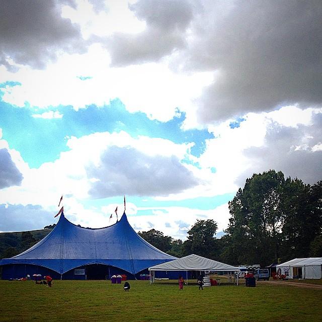 David's Tent, Essex England 2014