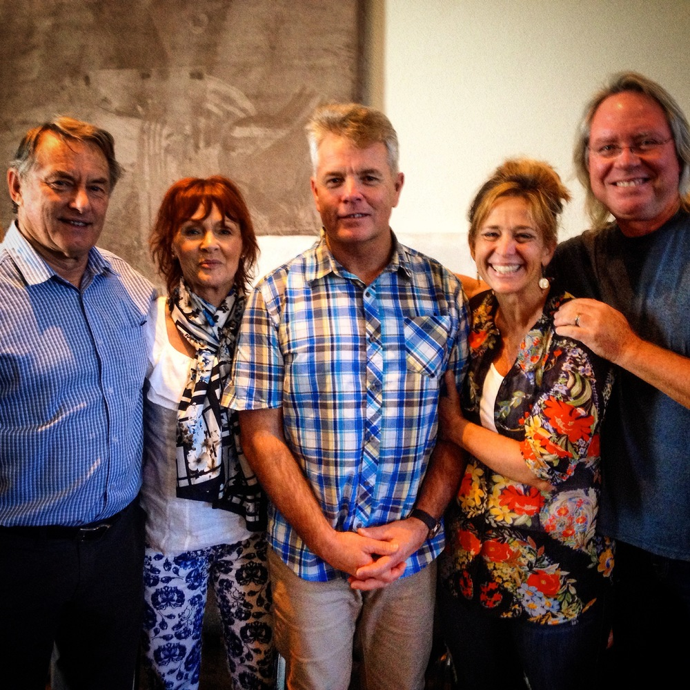 Investing the time to receive from Mark Head and the Father Heart Team from New Zealand.