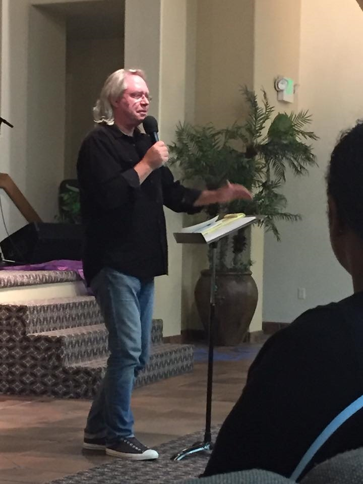 This is from yet another opportunity to teach at  Beach Chapel . I was able to share from John 17.   Christine & Trevor   also joined me in sharing that evening.