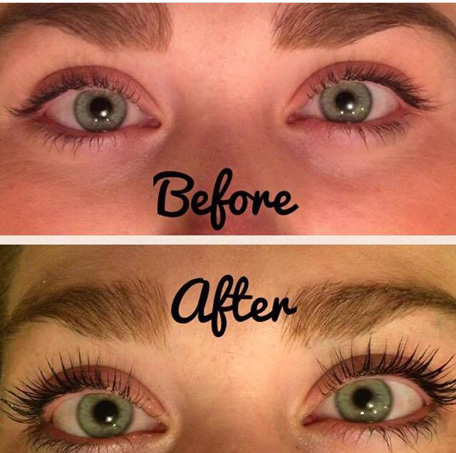 eyelash curler results. low maintenance and you can still wear mascara without having to use an eyelash curler ever again! most importantly do not wet or wash your lashes for 24 results