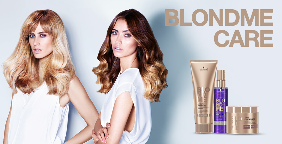 Schwarzkopf professional blondme collection