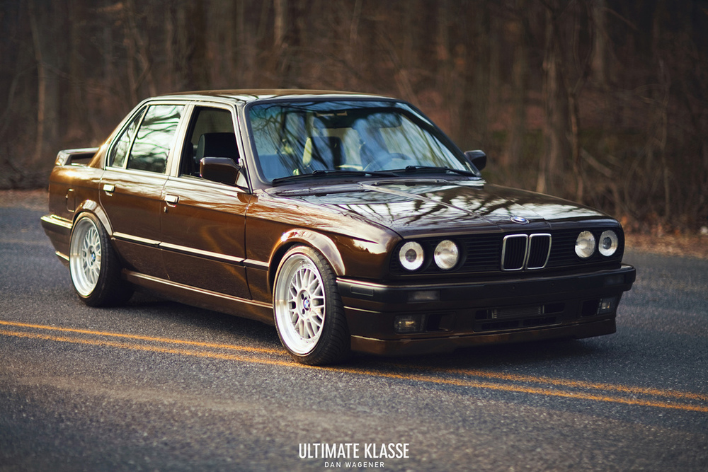 Justin Good S E30 340i Ultimate Klasse