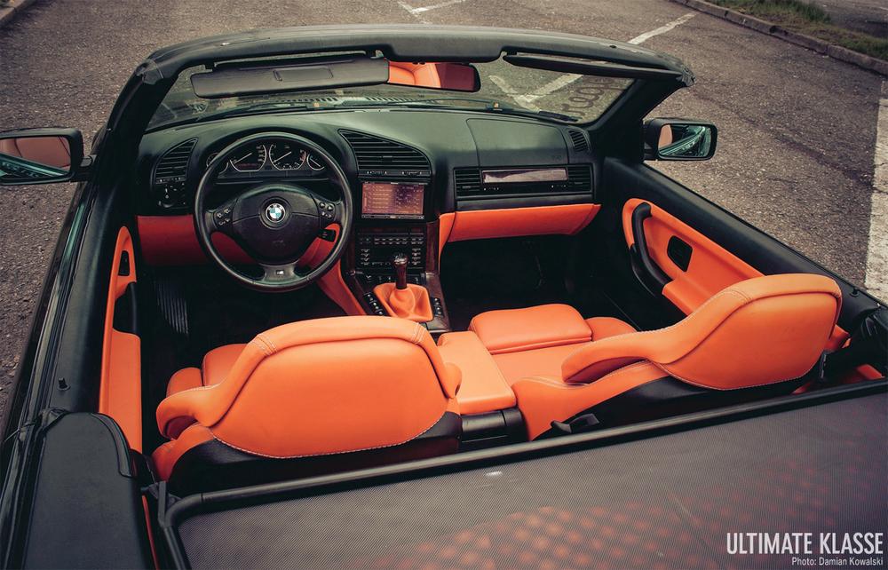 Damian Kowalski S E36 328i Cabrio Ultimate Klasse
