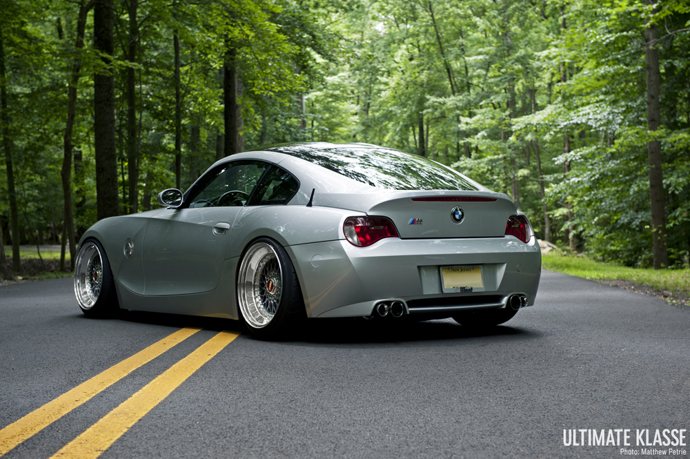 Stefan Djurics E86 Z4 M Coupe  ULTIMATE KLASSE