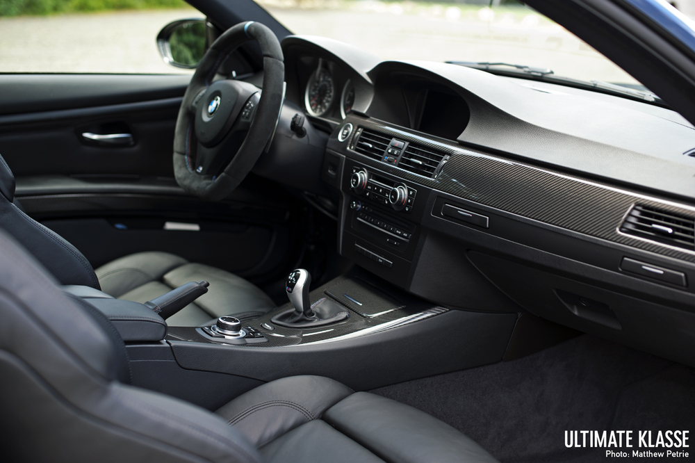 As You Step Over The OEM GTS Door Sills And Waxed Door Jambs You Sit In An  Absolutely Flawless Interior. Surrounded Entirely By A Full OEM Carbon  Fiber Trim ...