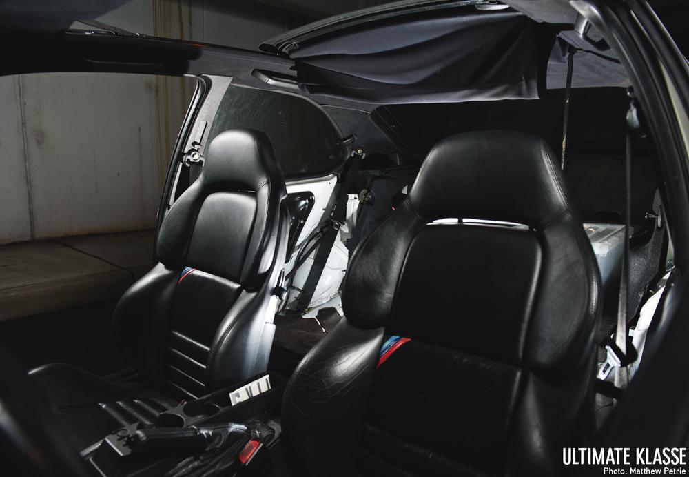 Garrett Goldfinger S S54 E36 Compact Ultimate Klasse