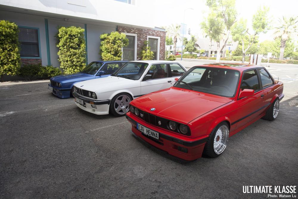 The Ca Tuned E30s Ultimate Klasse