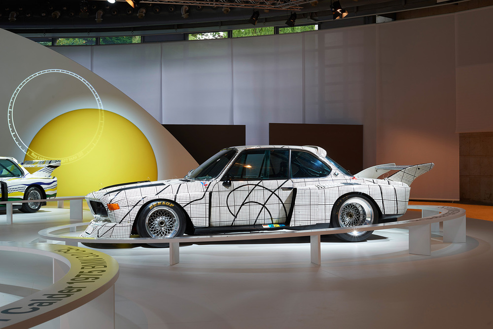 40 years of BMW Art Cars — ULTIMATE KLASSE