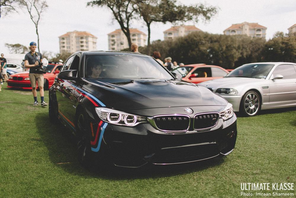 BMW At Amelia Island Concours ULTIMATE KLASSE - Amelia car show