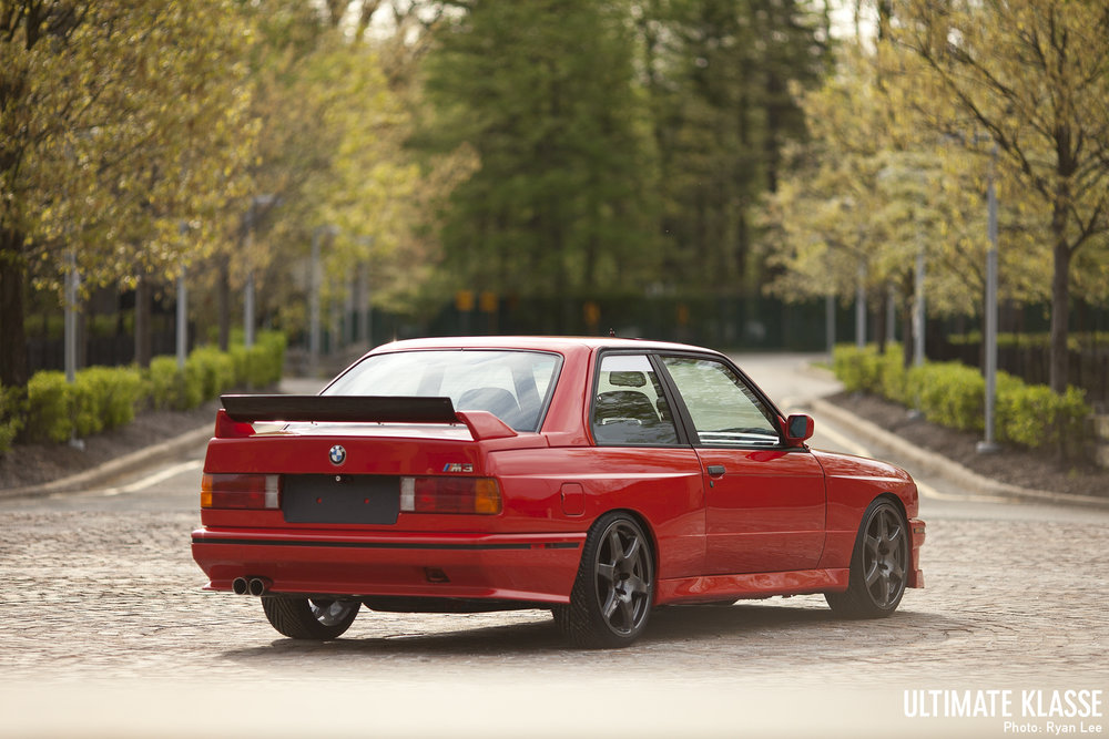 Franco Regalo S E30 M3 Ultimate Klasse