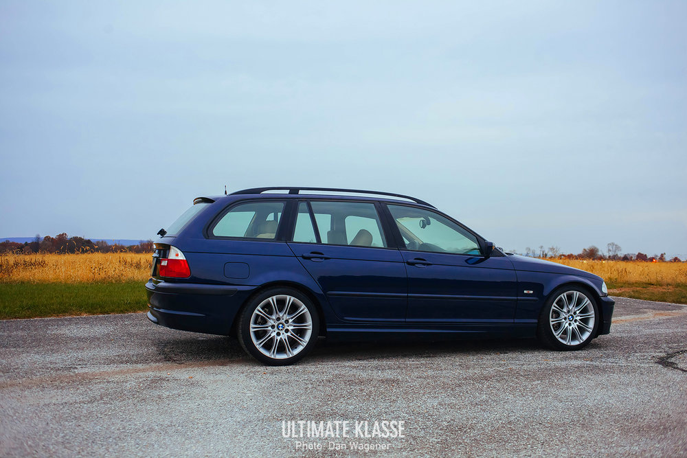 Jim Herrold S S54 E46 Touring Ultimate Klasse