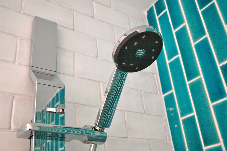 Taps & Showers — Zero Energy House
