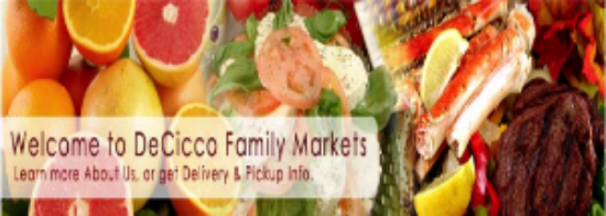 DeCicco Family Market                                                                                                                                                       35 New York Rt 121, Cross River, NY  (914) 763-5293