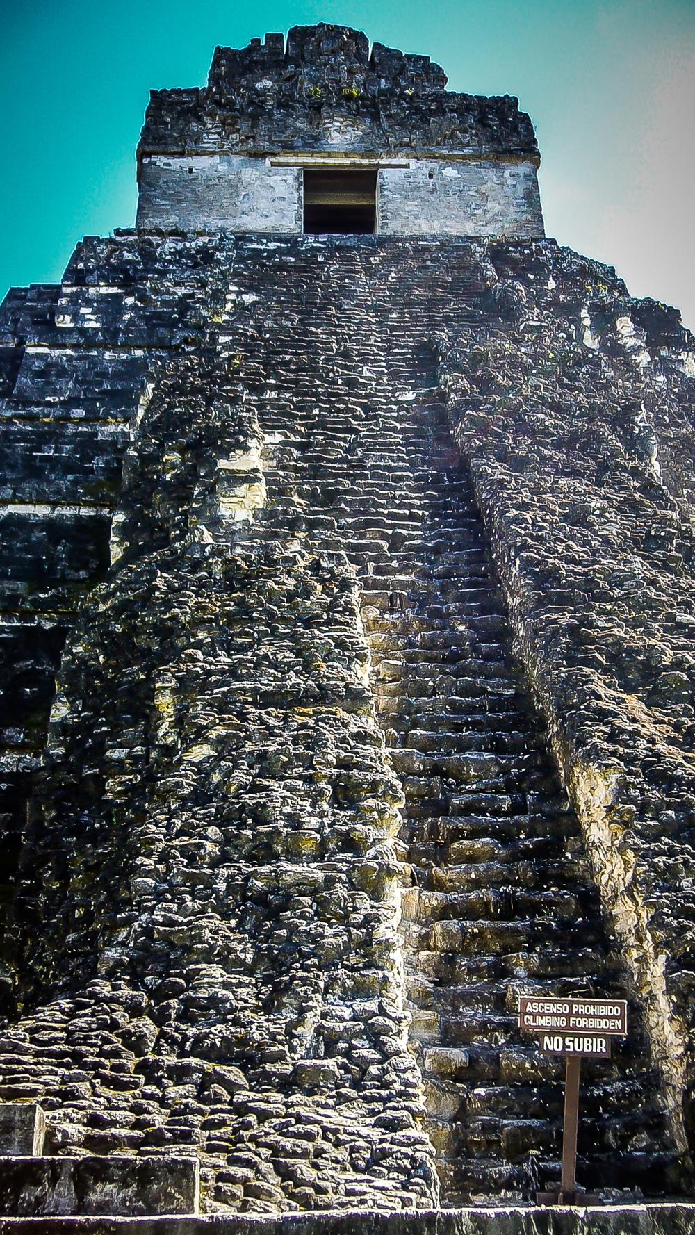 Parque Tikal, Guatemala 11/08