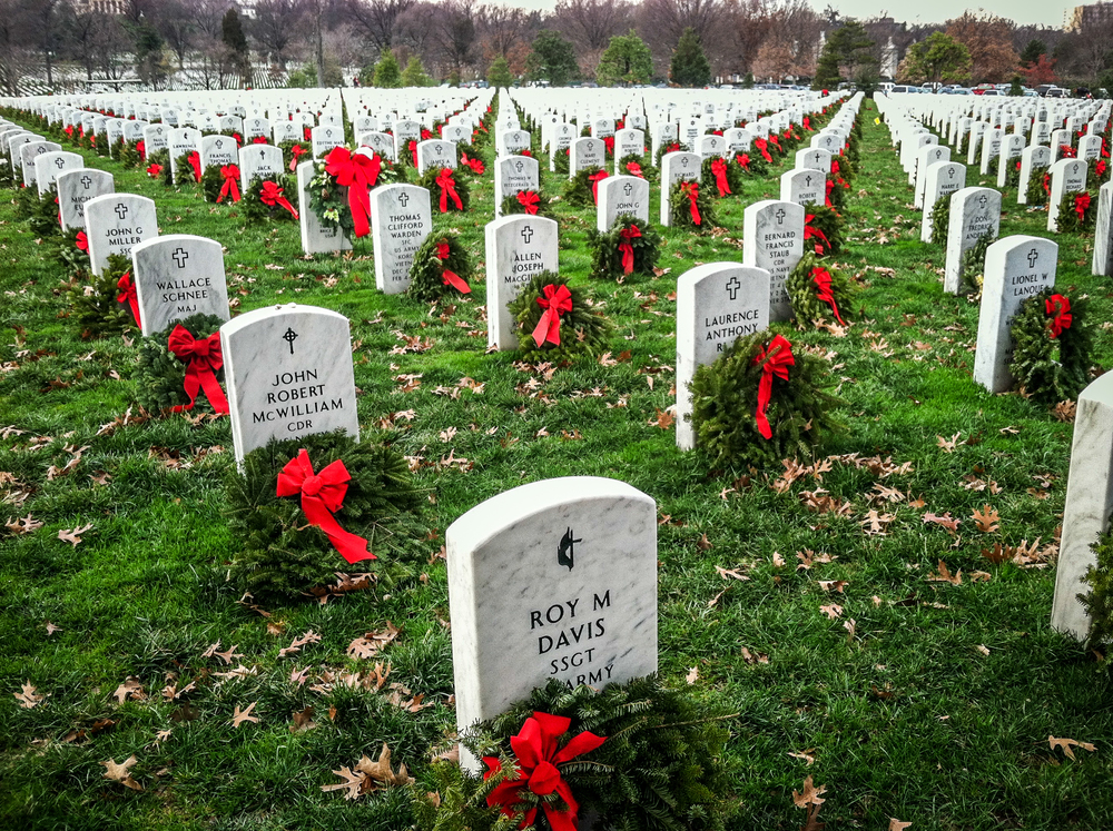 Arlington National Cemetery 12/11
