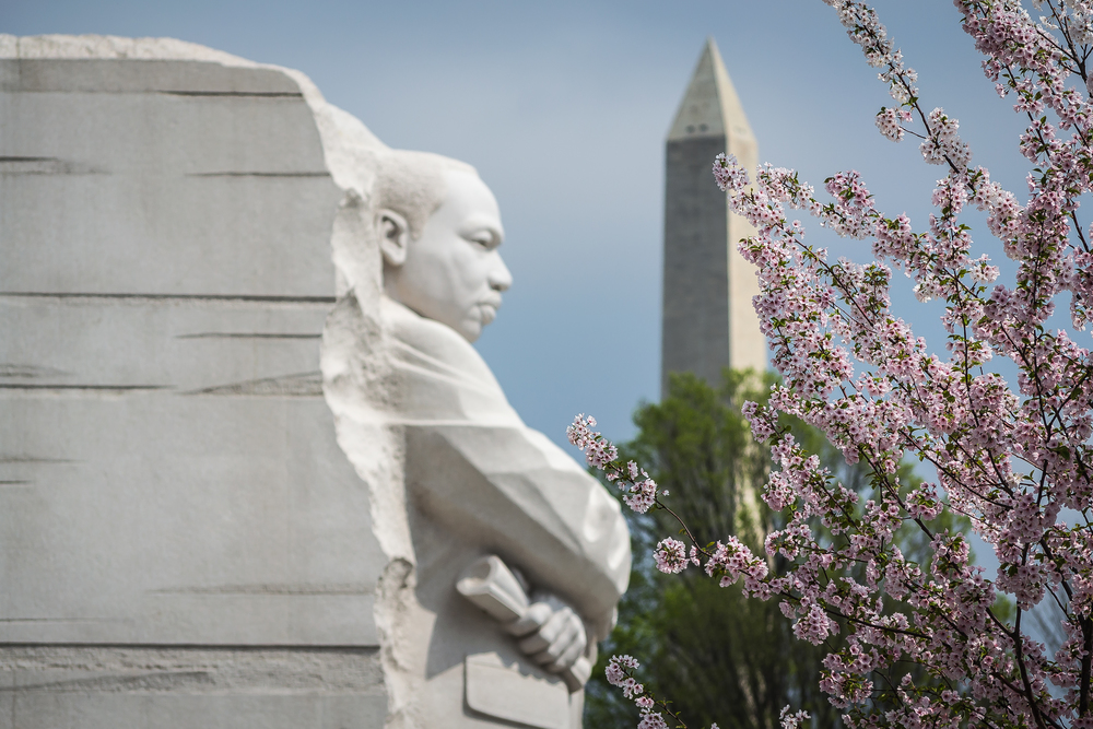 Dr. Martin Luther King, Jr Memorial 3/12