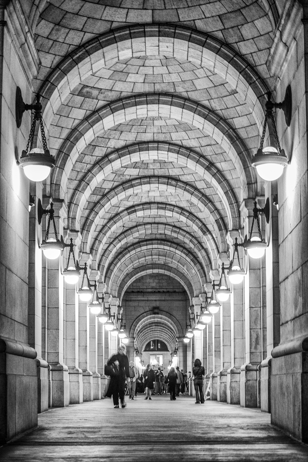 Union Station, Washington DC 1/12