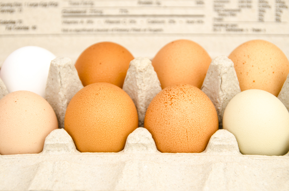Eggs, SFC market
