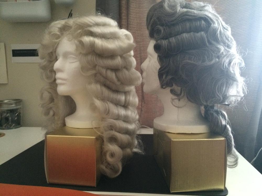 Wigs from Coco Coquette