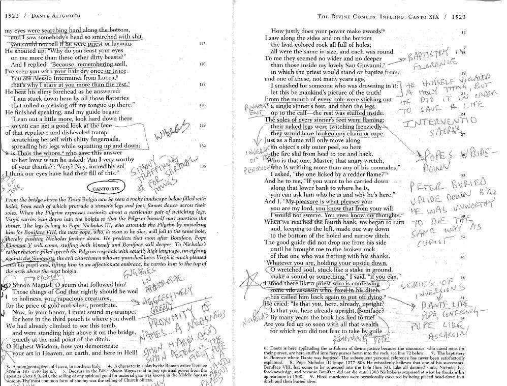 AP English Literature - fall 2014 weeks 11-14 — kubus english