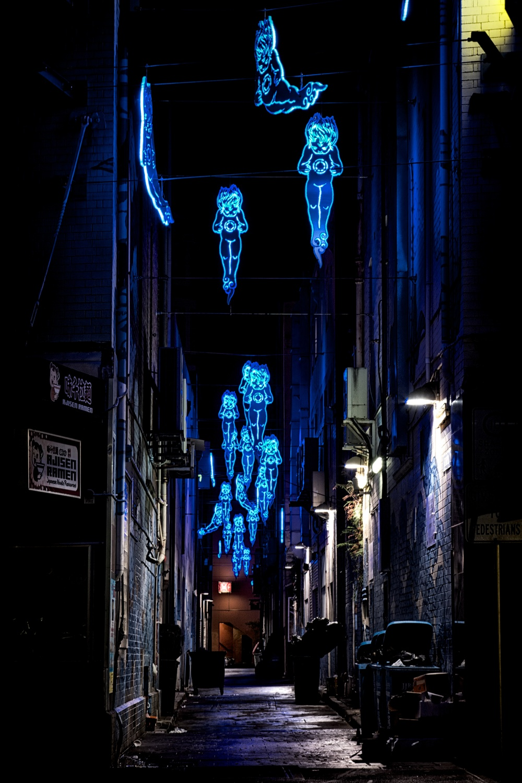 Kimber Lane, Sydney Chinatown
