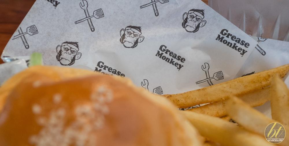 Grease Monkey Braddon paper