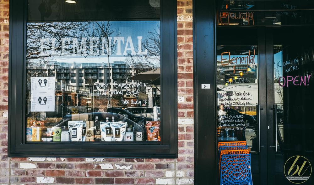 Elemental Braddon Canberra Paleo Cafe 1