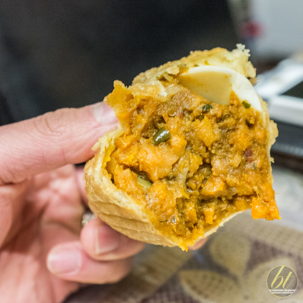 Albee's Malaysian Kitchen Campsie Curry Puff 2