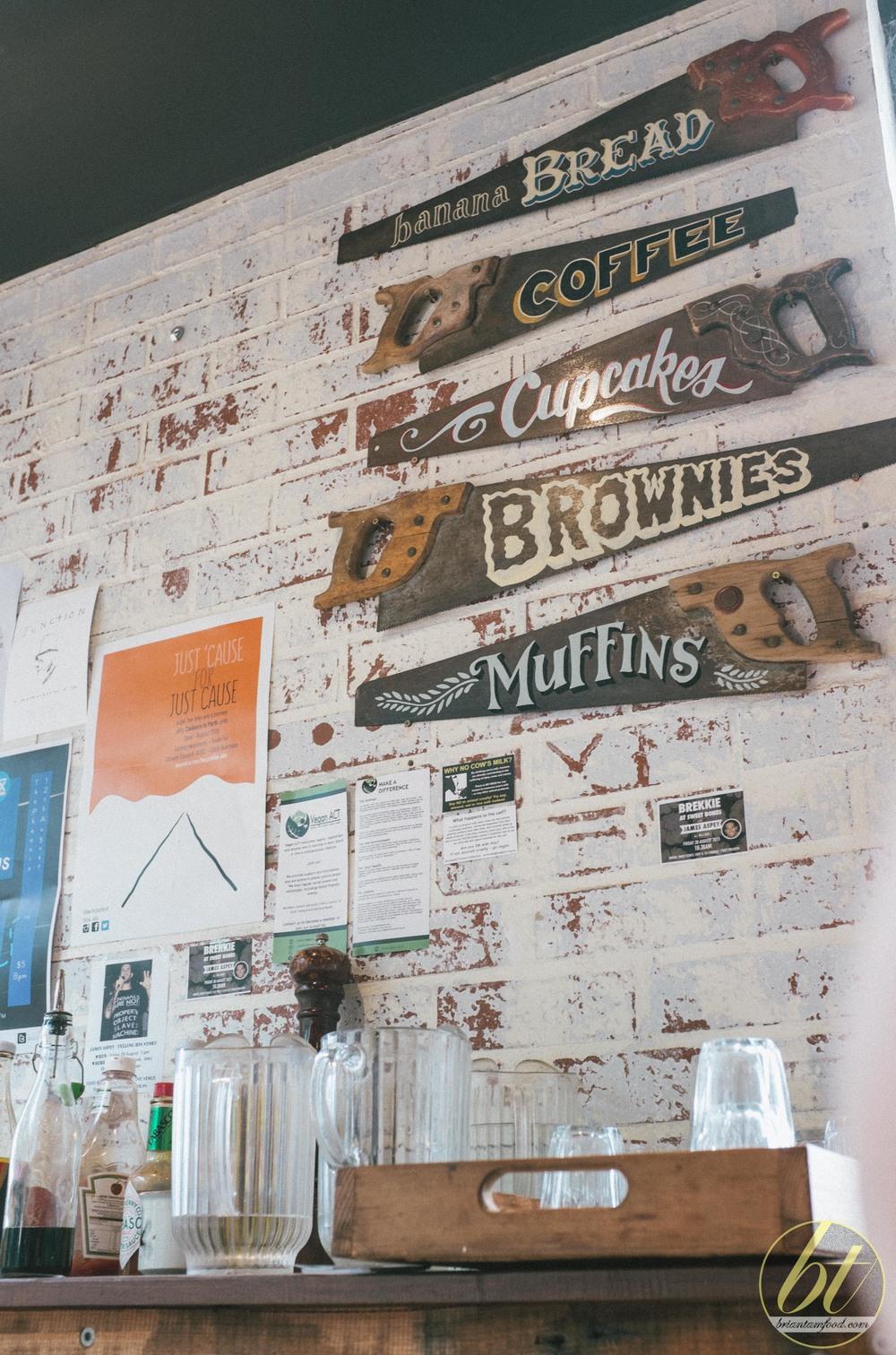 Sweet Bones Vegan Bakery Braddon Canberra