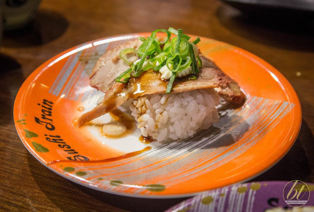 Duck nigiri ($4.50)