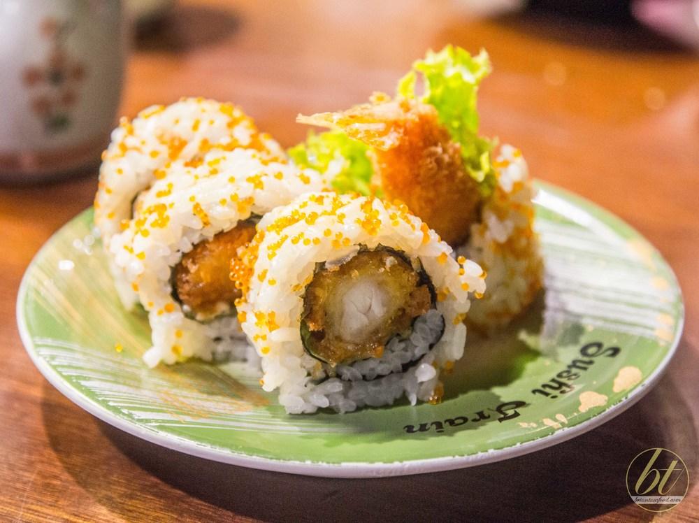 Ebi Fry Roll ($5.50)