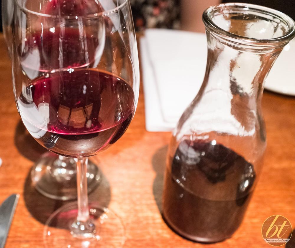 Les Bistronomes Braddon Wine