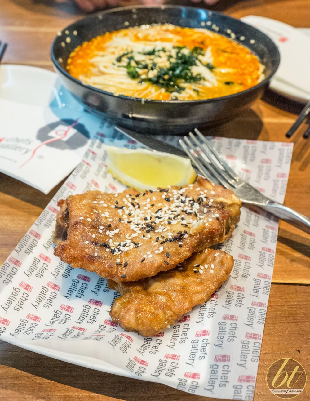 Chef's Gallery Sydney Dan Dan Noodles
