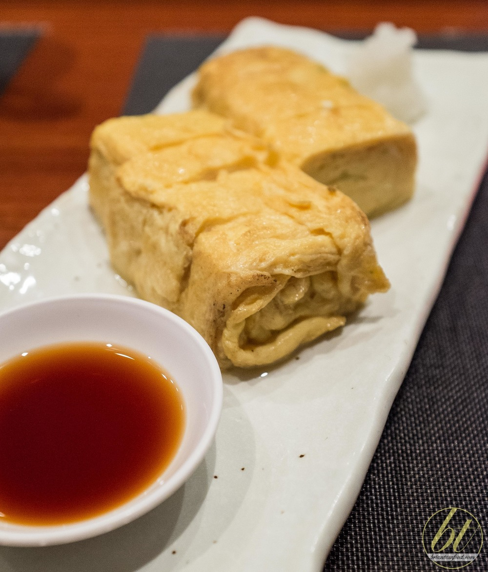 Tamagoyaki ($8)