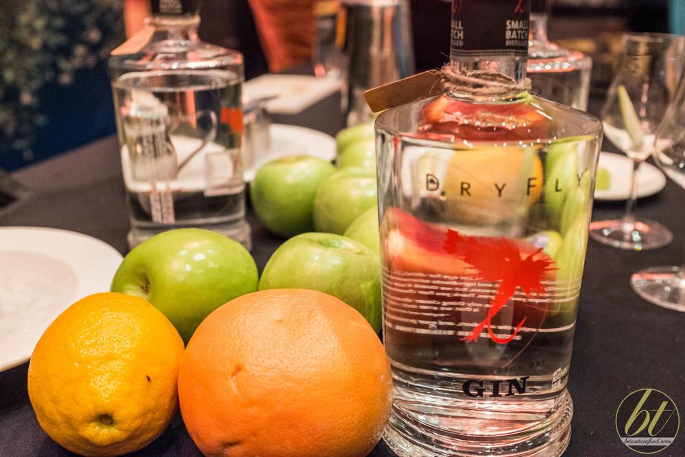 Fine Spirit Expo Sydney 2015 Dry Fly Gin